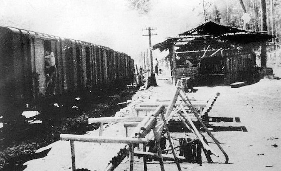 1943 Janpanese [under occupation] built Hintok Station, Kanchanaburi Province.jpg