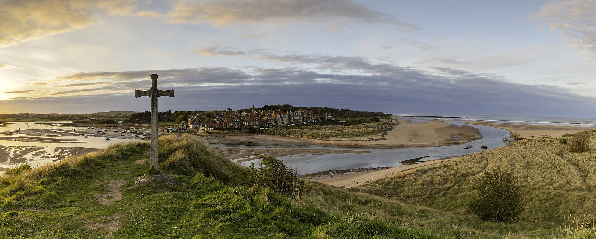 Alnmouth, Northumberland by Michael Gray.jpg