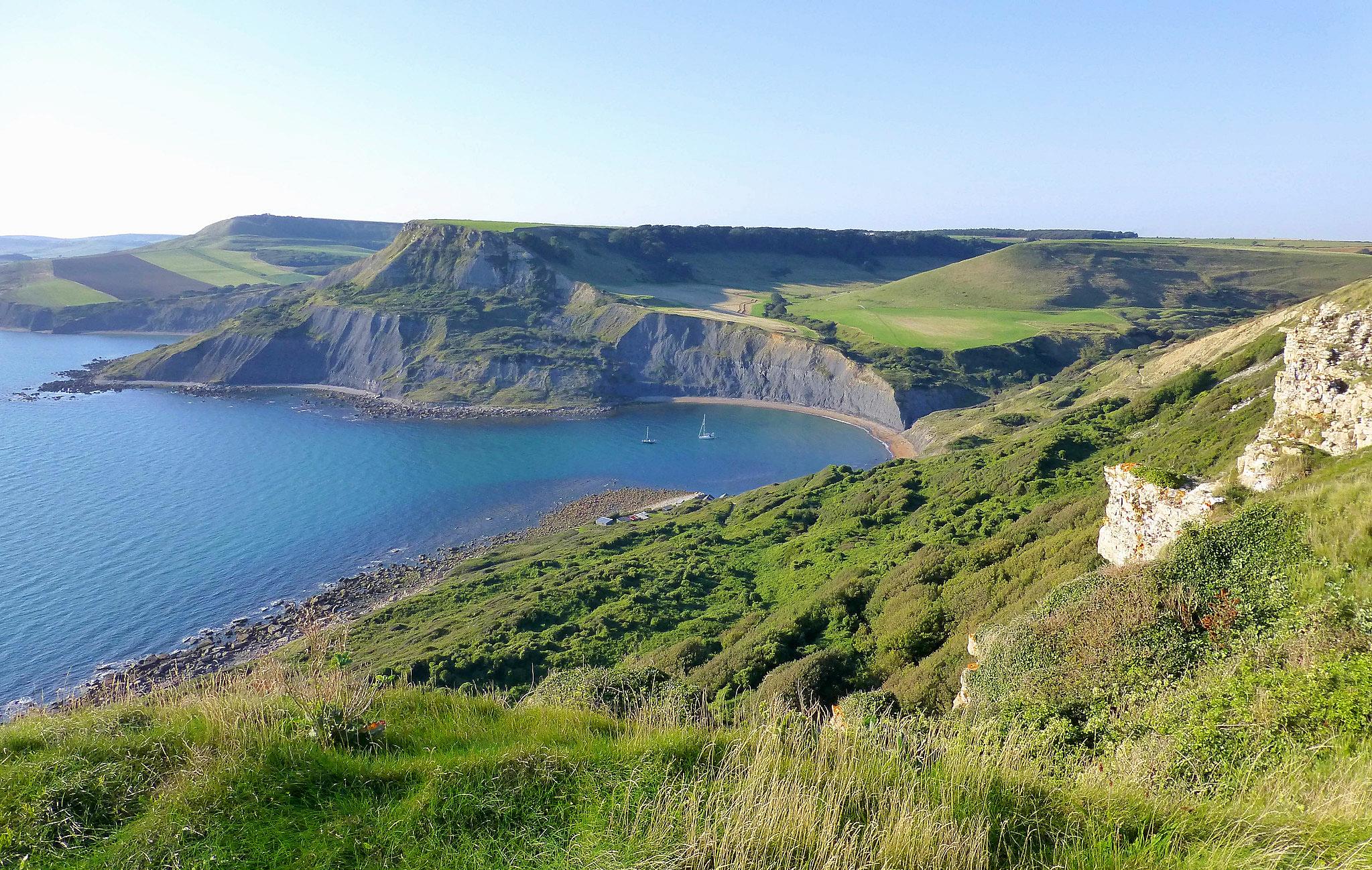Dorset Coast by East Med Wanderer.jpg
