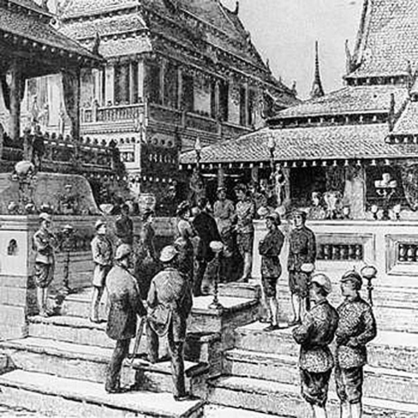 1879 President Grant visits King Chulalongkorn.jpg
