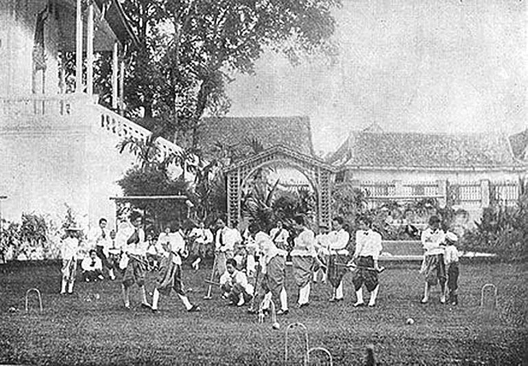 1881 A bit of croquet on the palace grounds.jpg