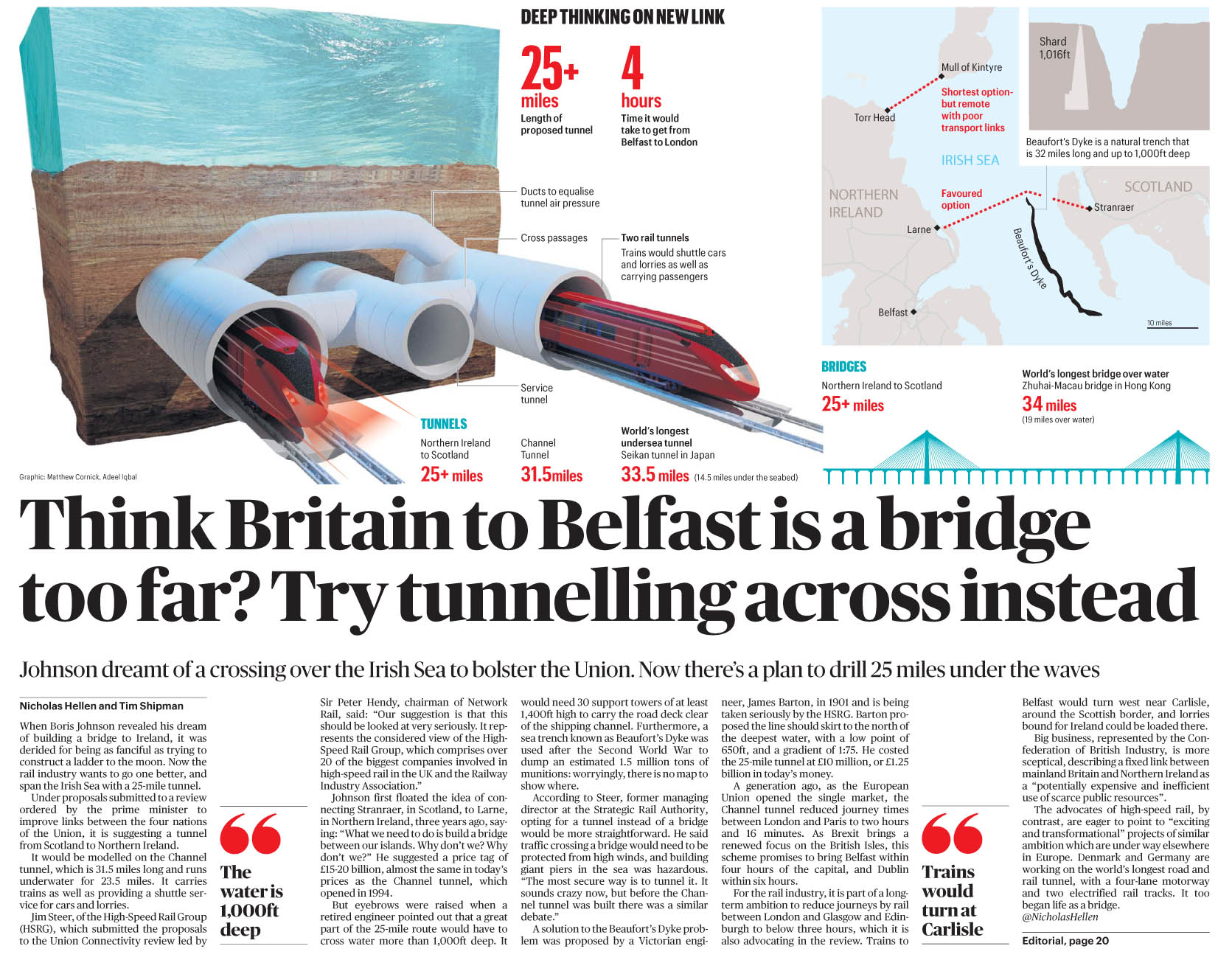 Times 210214 Belfast tunnel.jpg