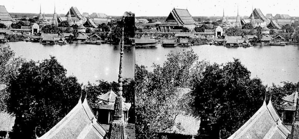 1861 Sanam Luang as seen from Wat Arun.jpg