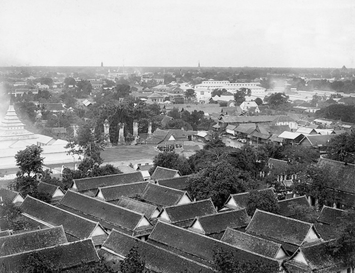 1890 Another view of Bangkok from Wat Saket [Golden Mount].jpg