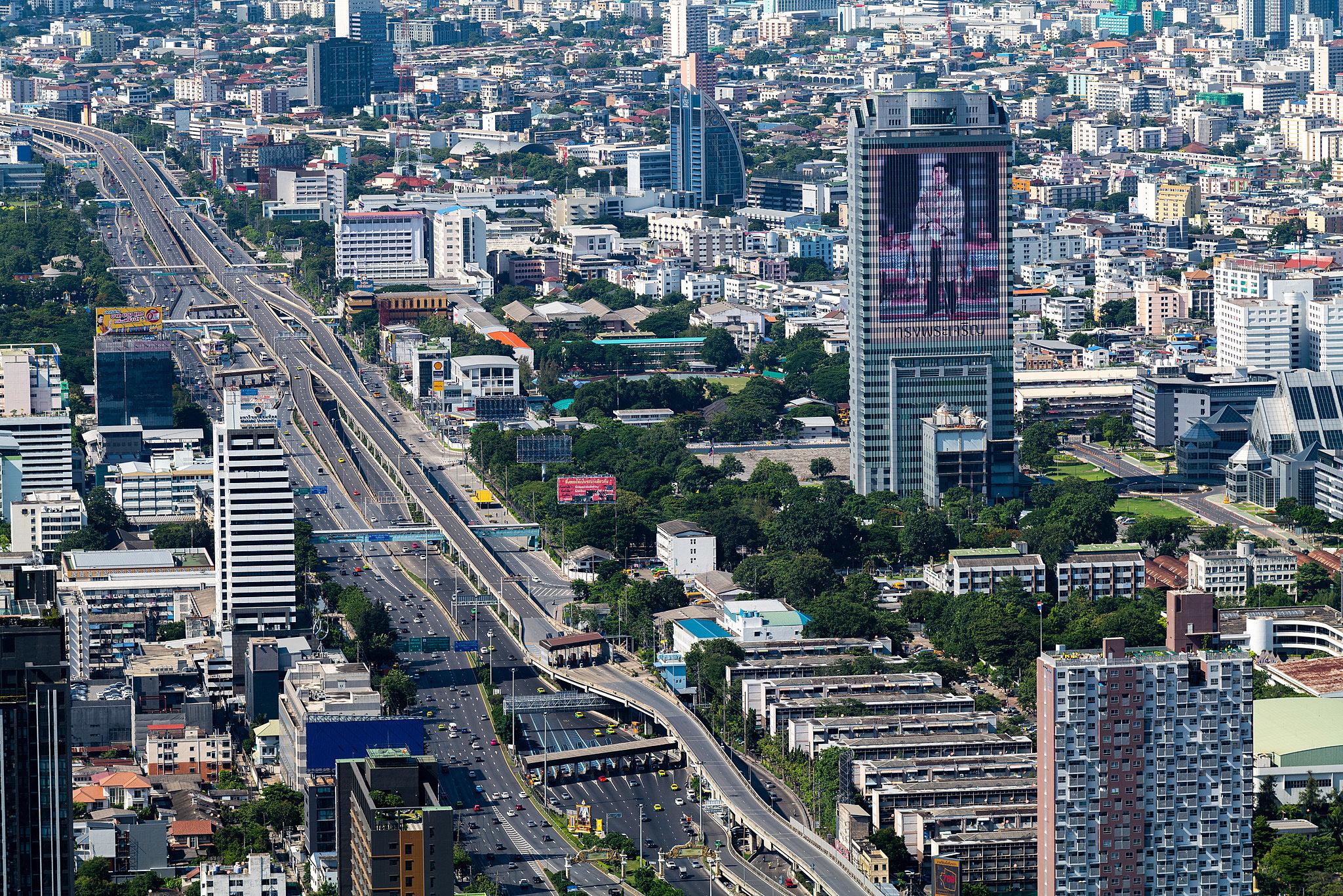 Tollgates of Bangkok Expressway by Tenfas Apk.jpg
