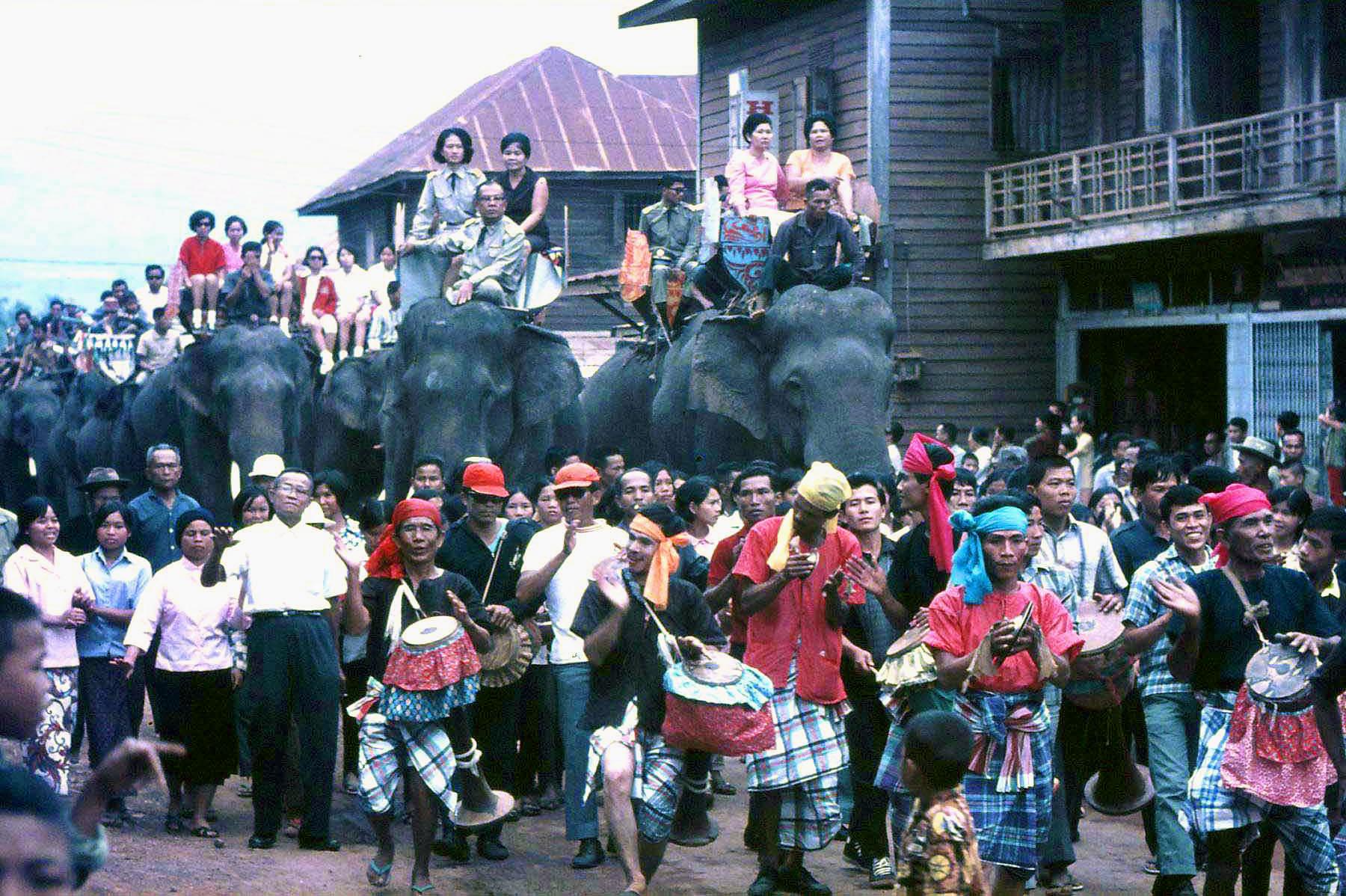 1968 Elephant Round-up and Festival, Baan Tha Phae, Loei.jpg