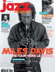Jazz Magazine 2019-09 Miles Davis 01.jpg