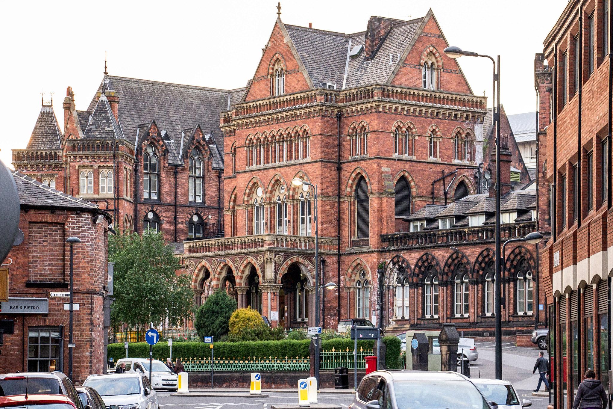 Leeds General Infirmary, Leeds by Billy Wilson.jpg
