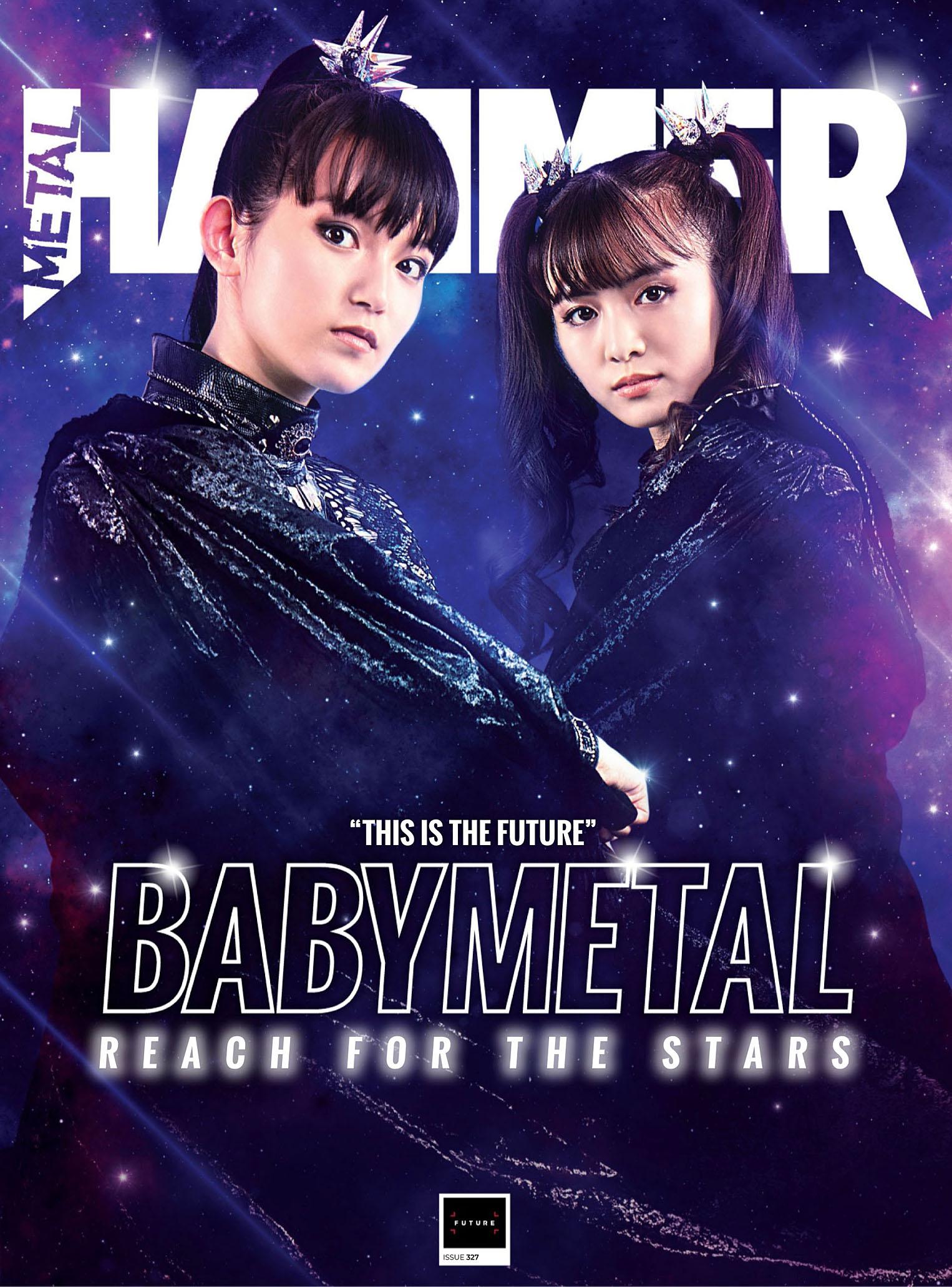 Metal Hammer UK 2019-10 Babymetal 01.jpg