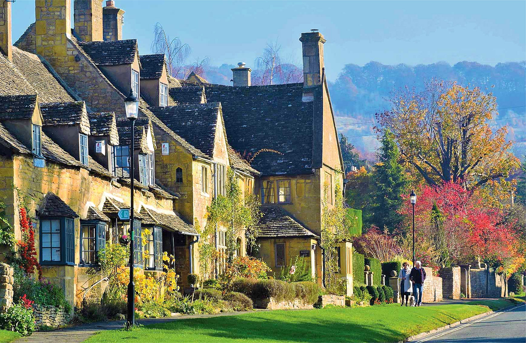 Broadway in the Cotswolds by David Sellman.jpg