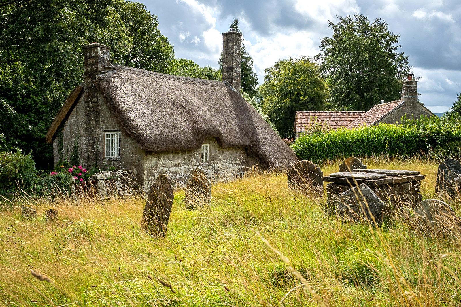 Buckland in the Moor, Dartmoor by Bob Radlinski.jpg