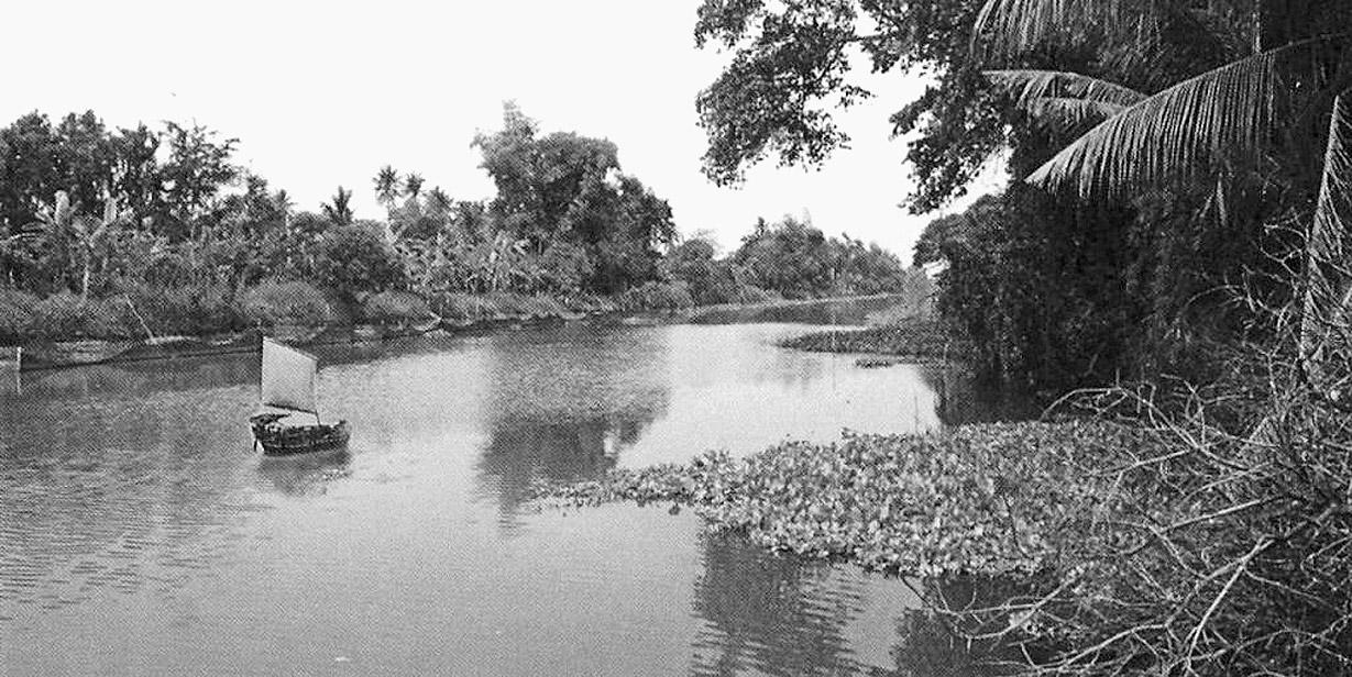 1860 Scene from the newly built Klong Mahasawat, Nakhon Pathom.jpg