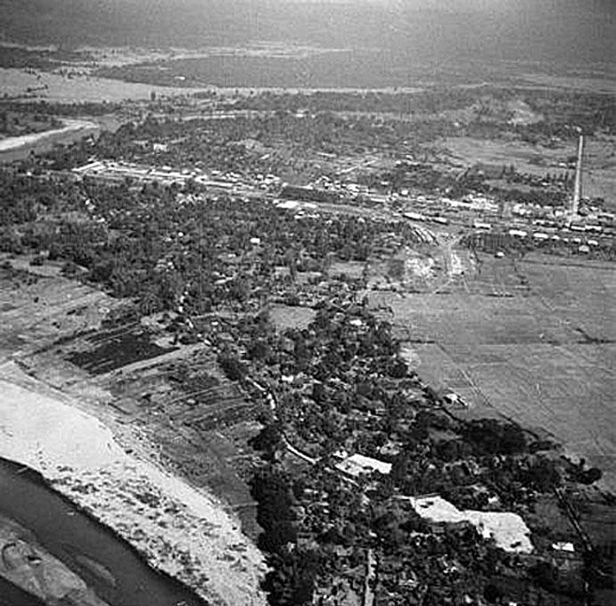 1951 Lampang Aerial View.jpg