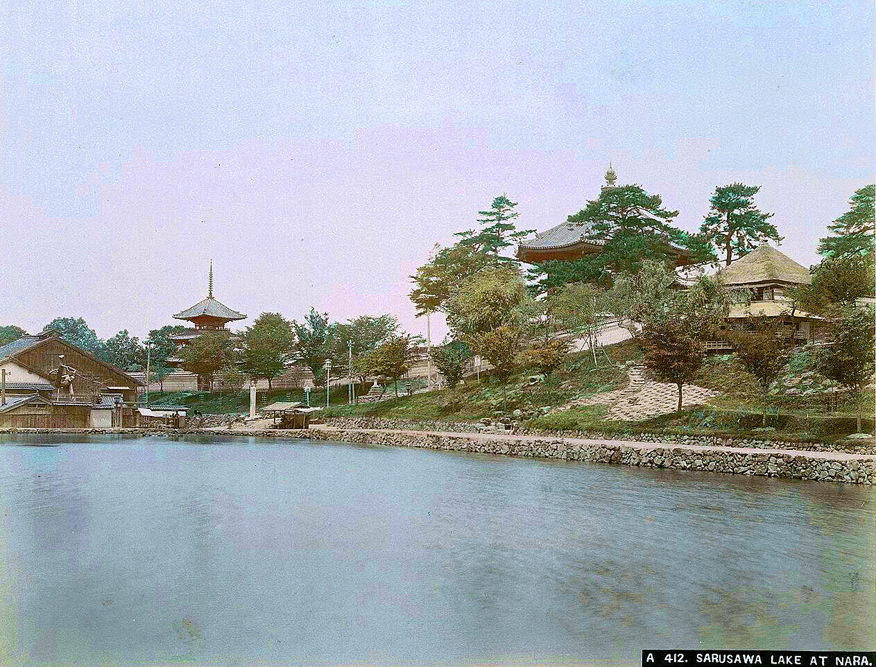1870 Sarusawa Lake at Nara.jpg
