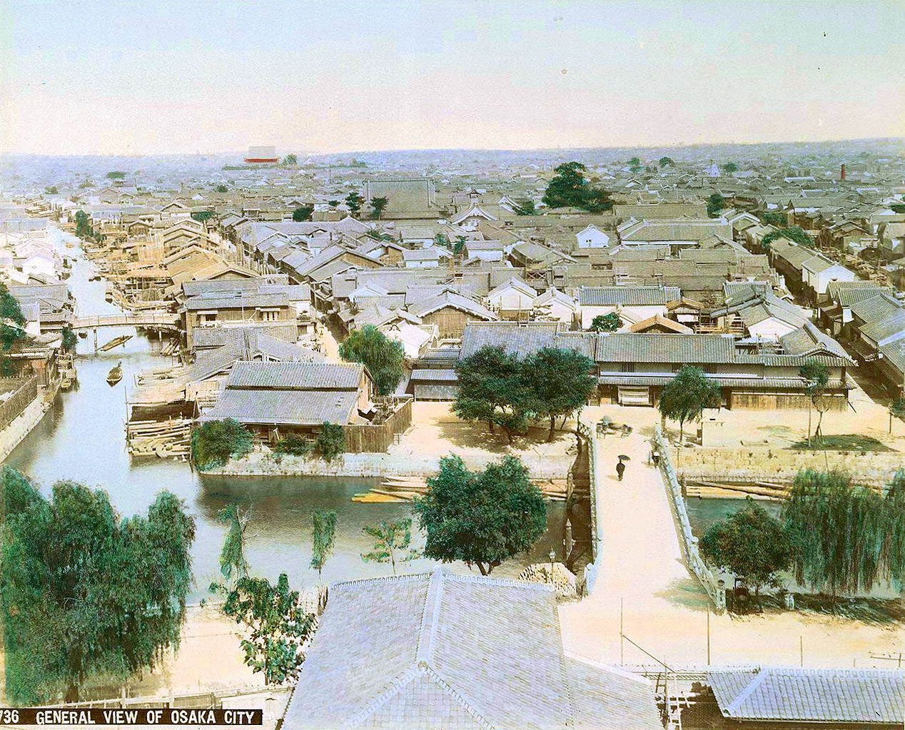 1870 General View of Osaka City.jpg