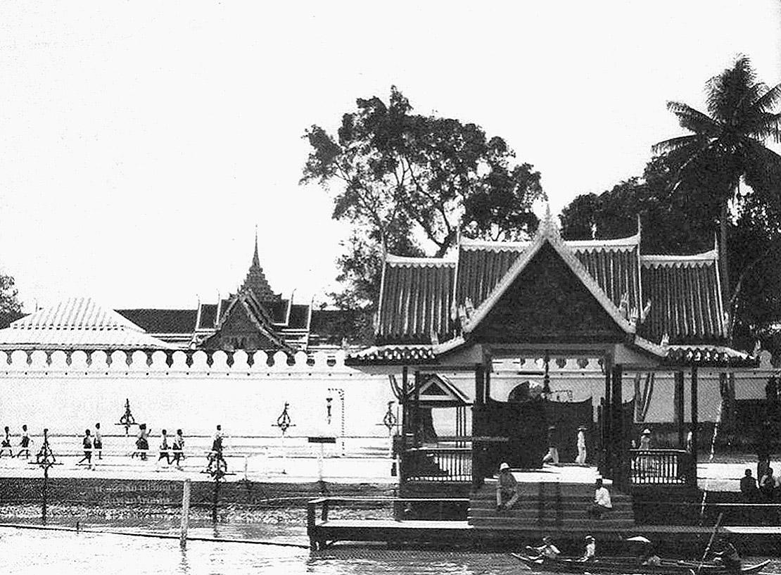 1896 Extension of Ayutthaya's city walls along the lower Lopburi River.jpg