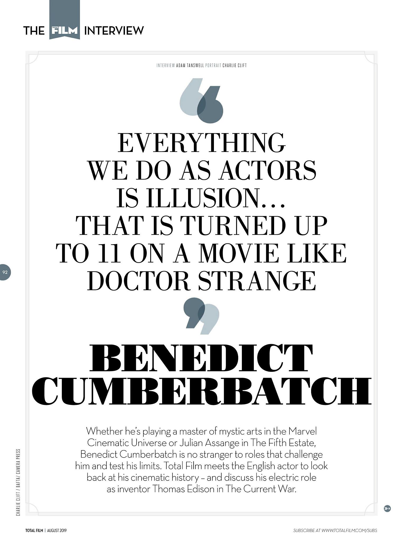 Total Film 2019-08 BCumberbatch 01.jpg