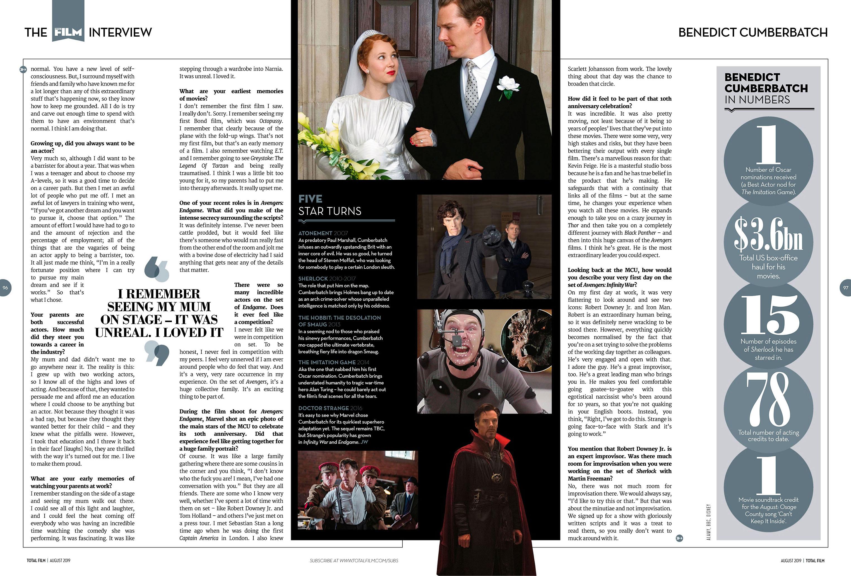 Total Film 2019-08 BCumberbatch 05.jpg