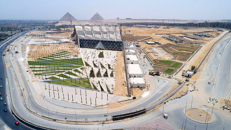 The Grand Egyptian Museum, Giza.jpg