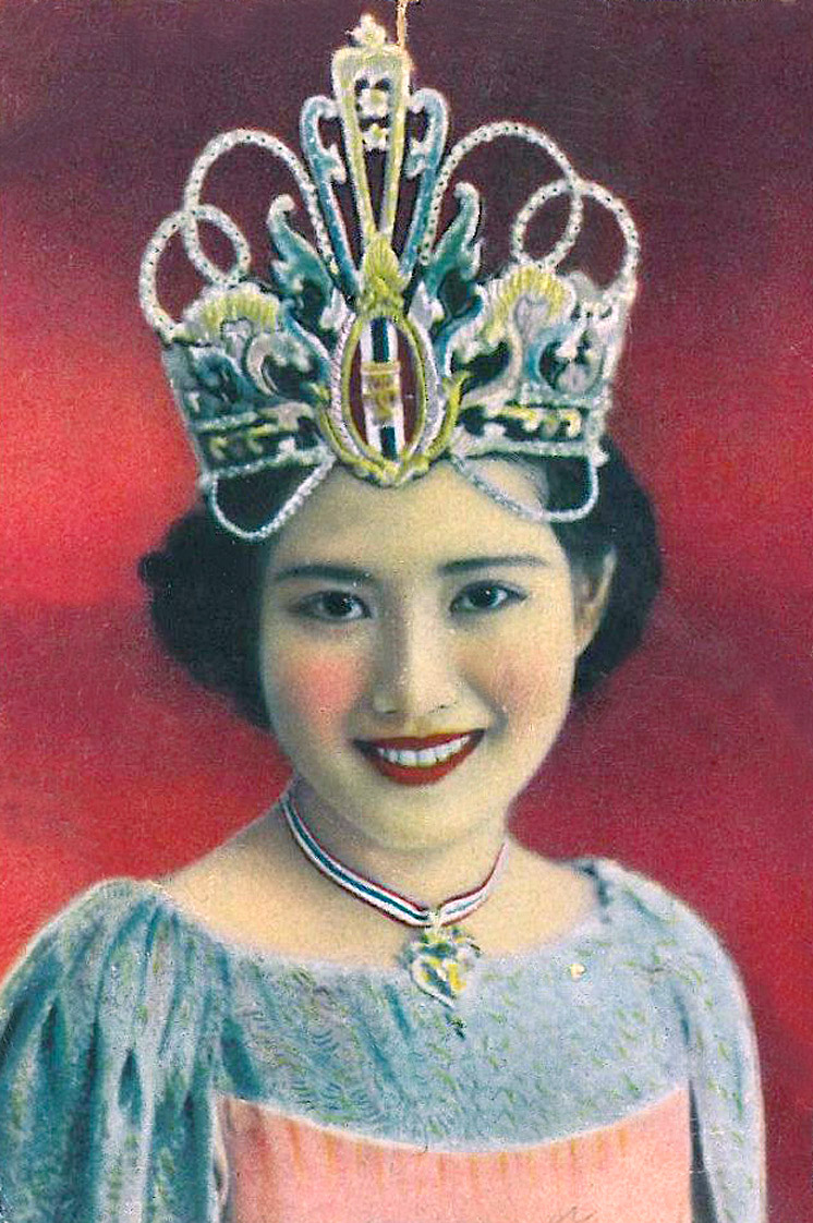 1935 Miss Thailand, Wanee Laokakeit.jpg