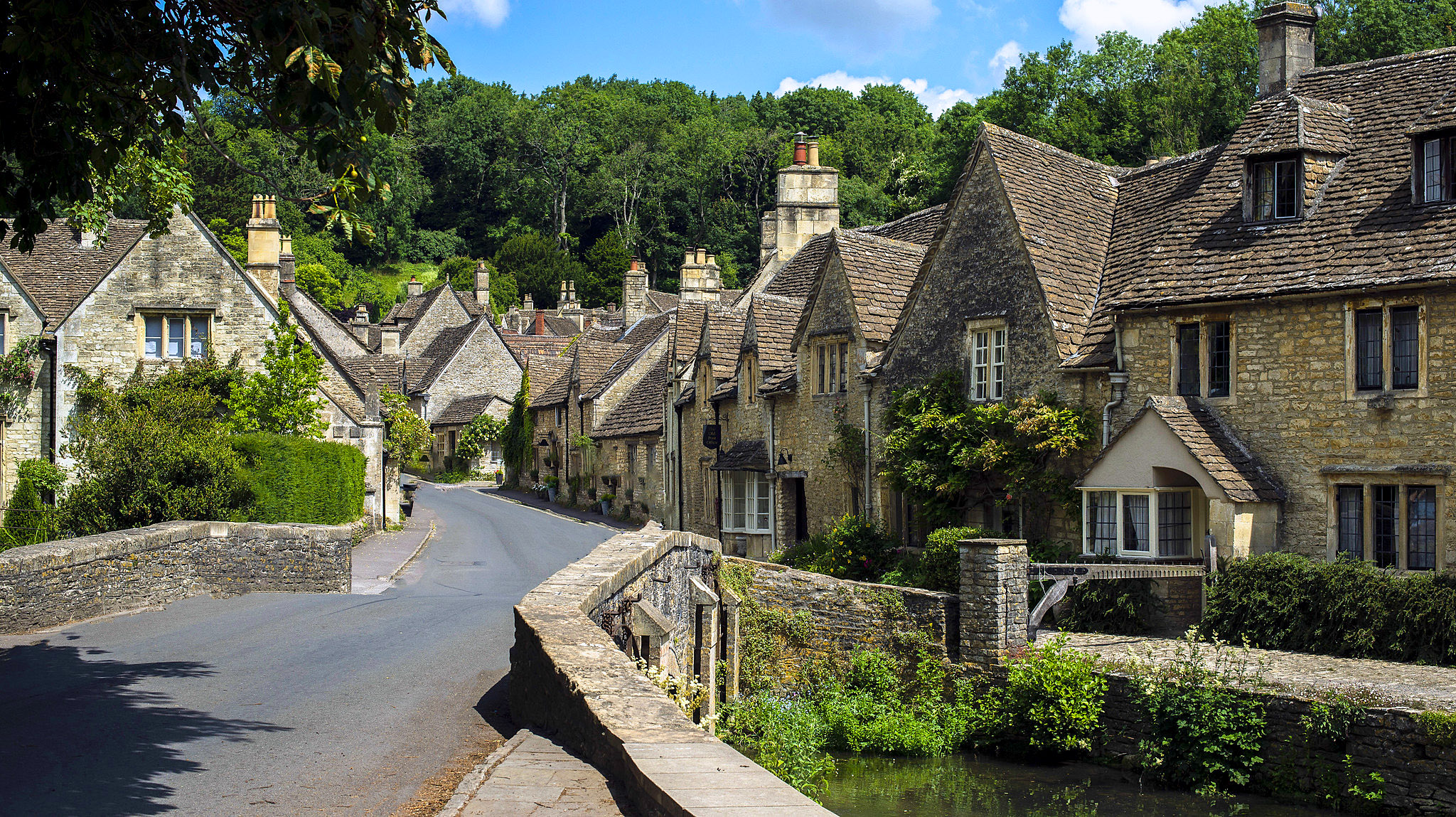 Castle Combe, Wiltshire by Richard.jpg