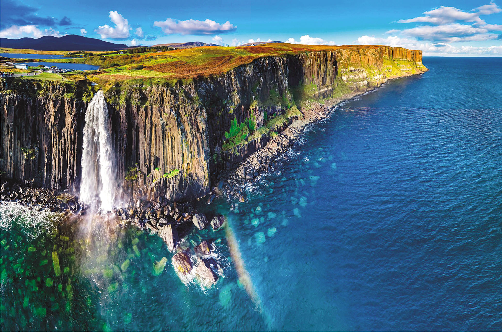 Trotternish Peninsula, Isle of Skye, Scotland by Lukas Sek.jpg
