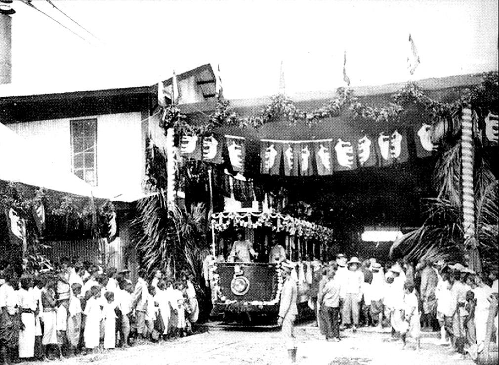 Bangkok tram opening festivities, 1892.jpg