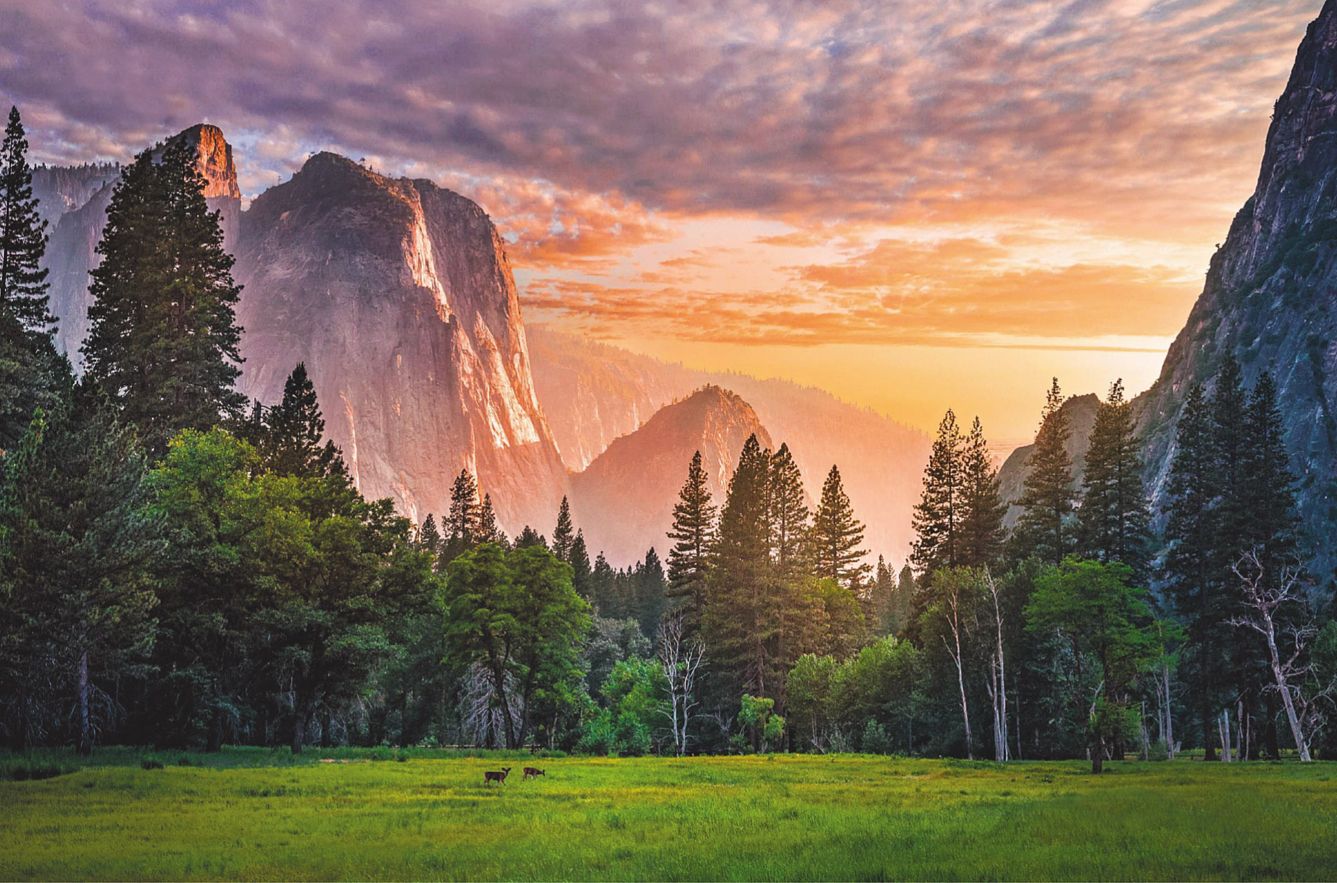 Yosemite Park, California by Dag Ole Nordhaug.jpg