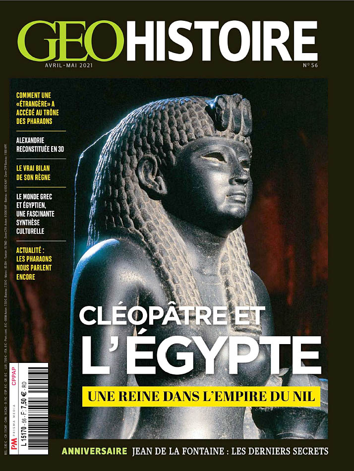 GEO Histoire 210405 Egypt 01.jpg