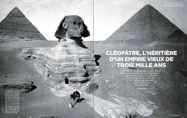 GEO Histoire 210405 Egypt 02.jpg