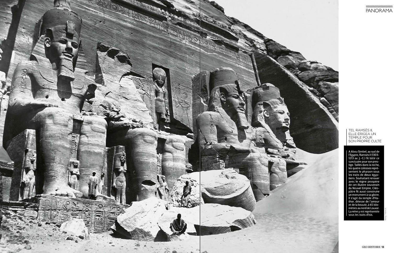 GEO Histoire 210405 Egypt 04.jpg