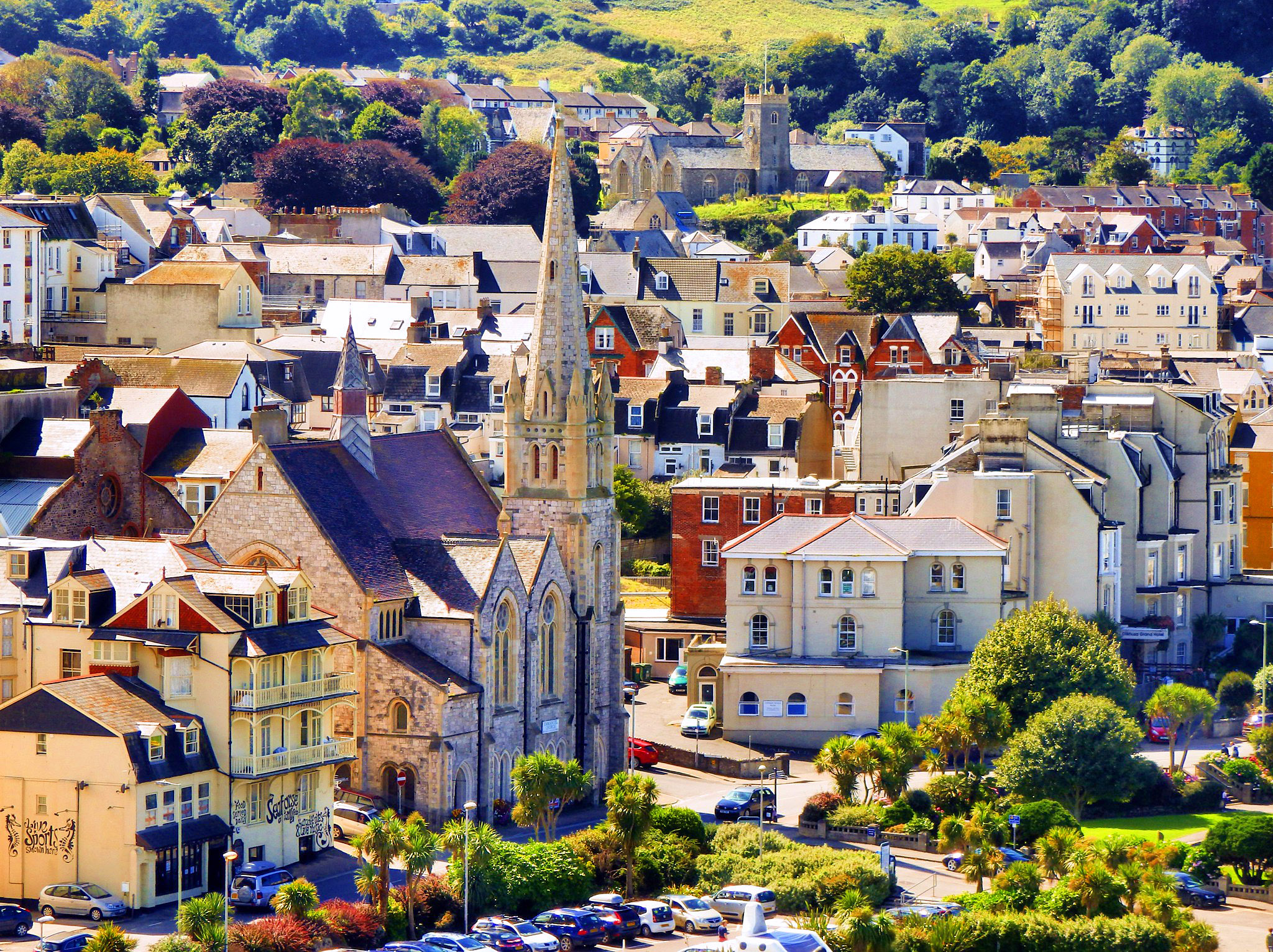 Ilfracombe, North Devon by Paul Murray.jpg
