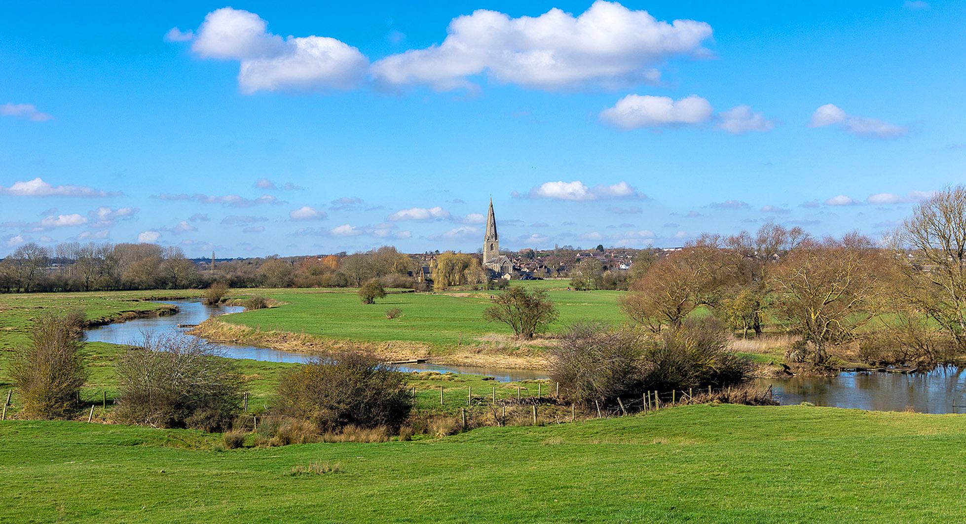 Olney church, Buckinghamshire by Ken Barley.jpg