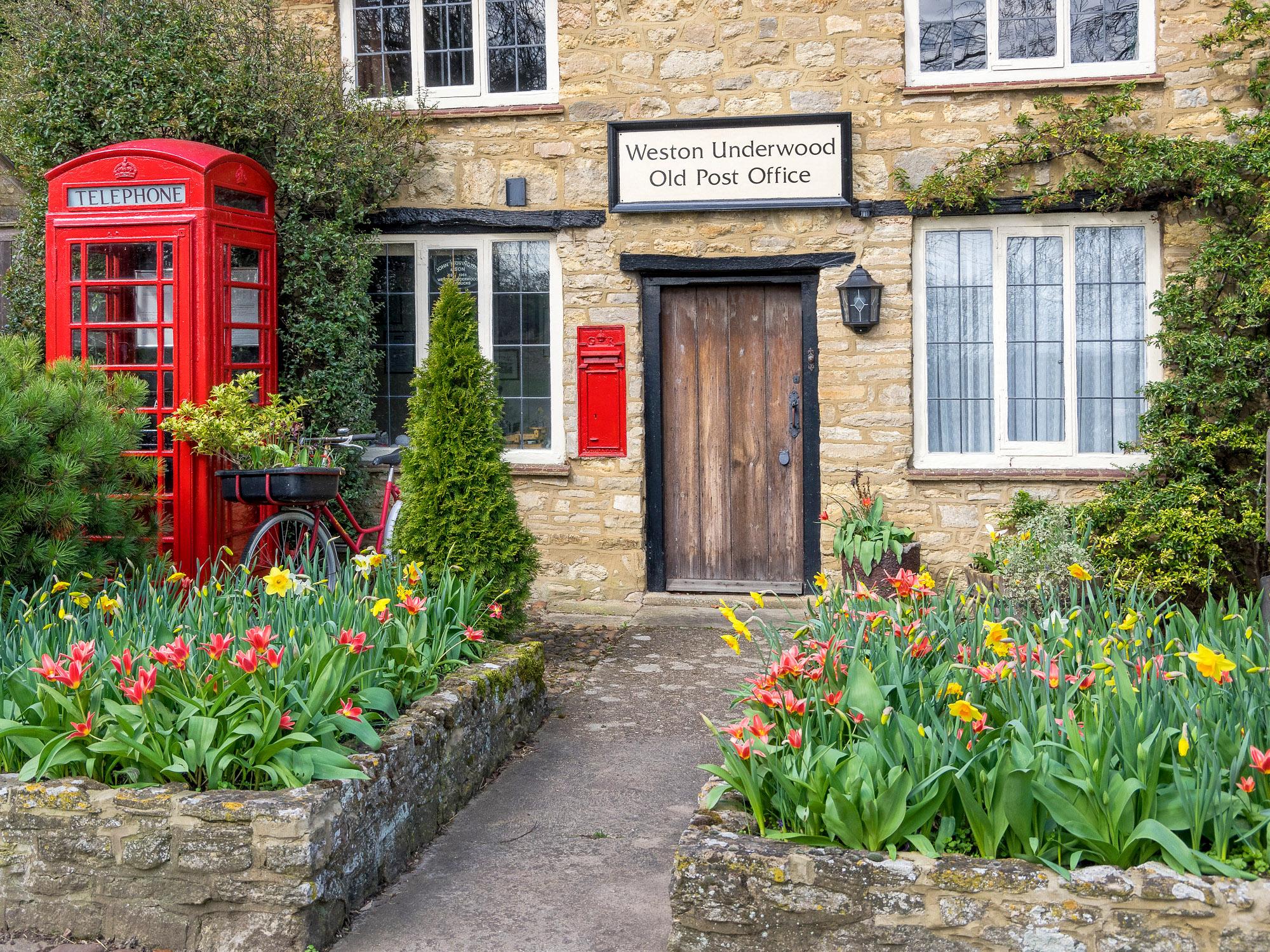 Weston Underwood, Buckinghamshire by Ken Barley.jpg