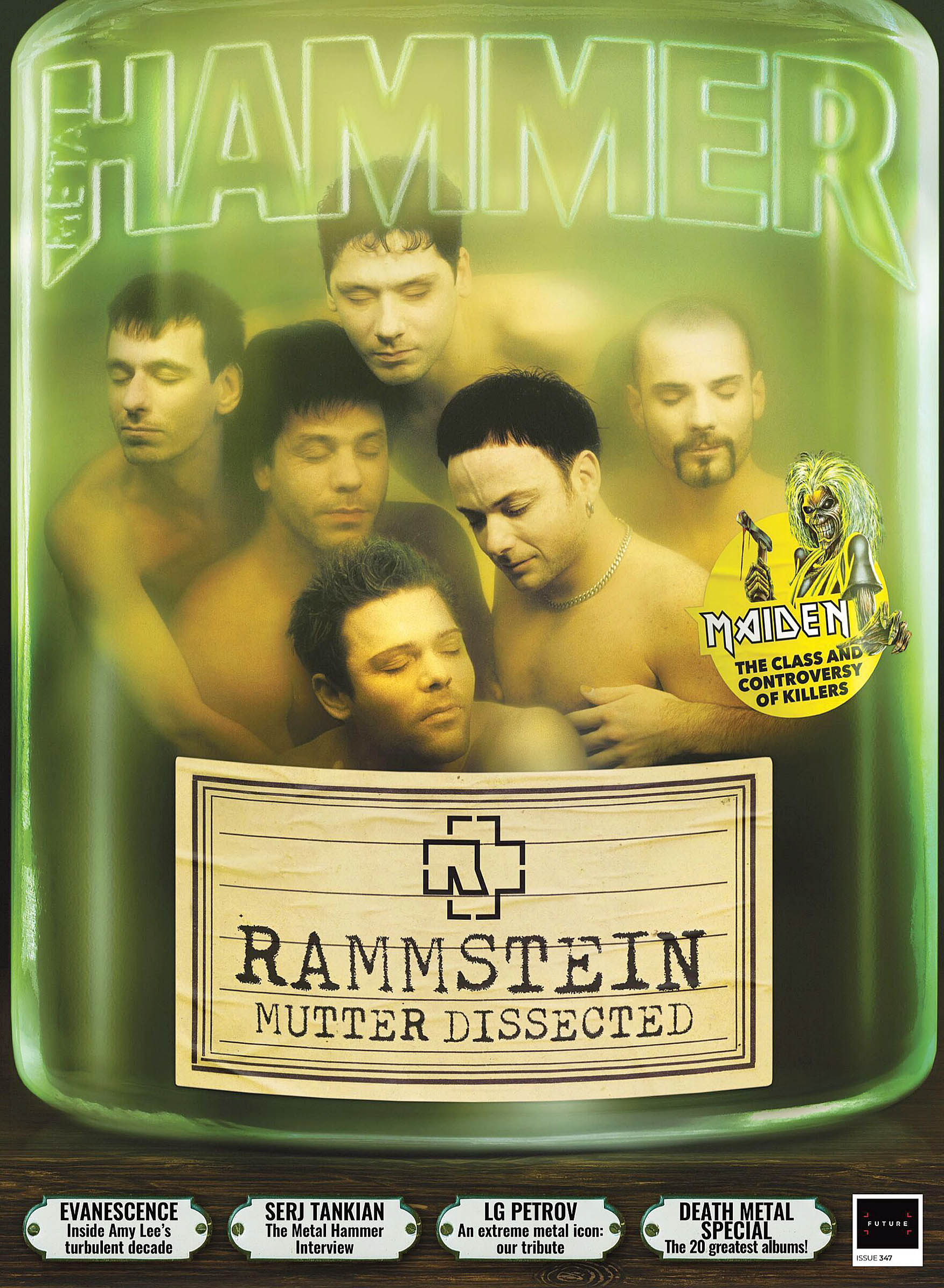Metal Hammer UK 2021-05 Rammstein 01.jpg