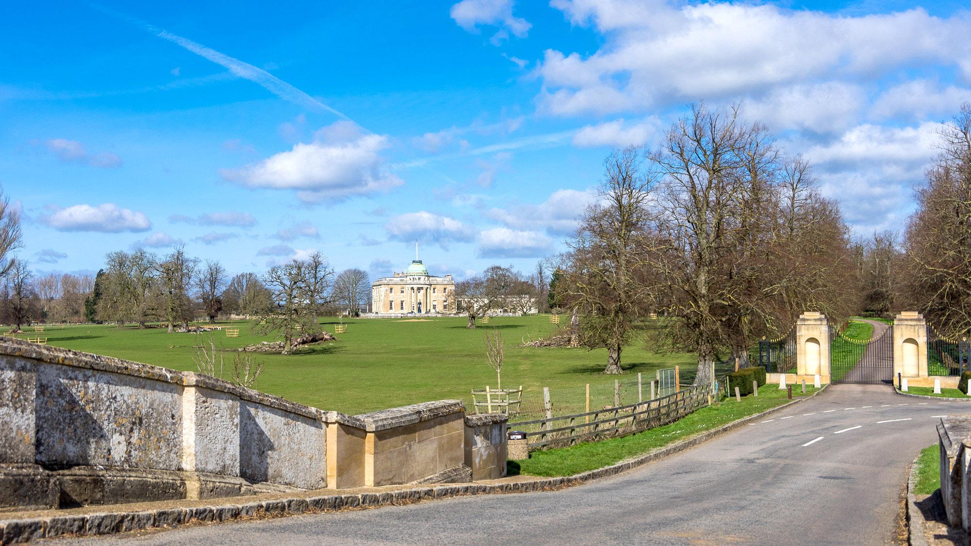 Tyringham, Buckinghamshire by Ken Barley.jpg