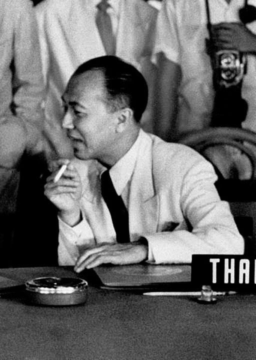 1954 Thai Premiere Pote Sarasin at SEATO Conference, Manila.jpg