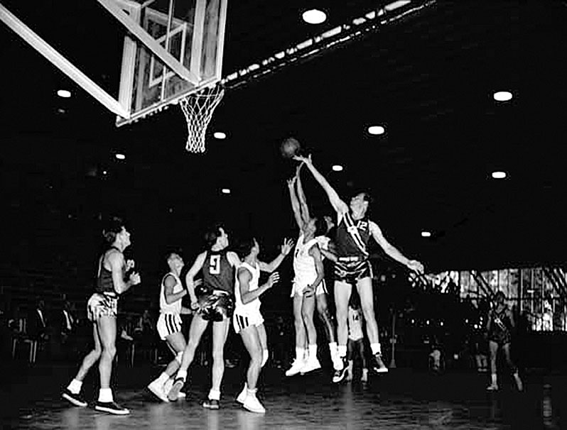 1956 Thailand vs Philippines {basketball} Melbourne Olympics.jpg