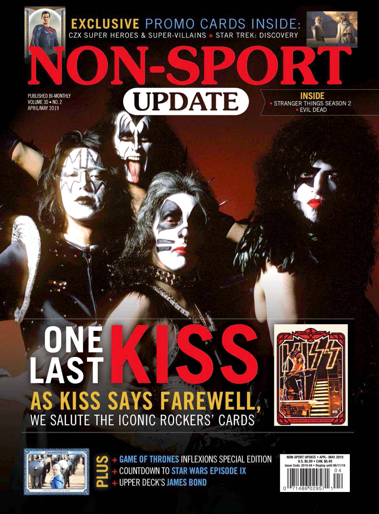 Non-Sport Update 2019-04-05 Kiss 01.jpg