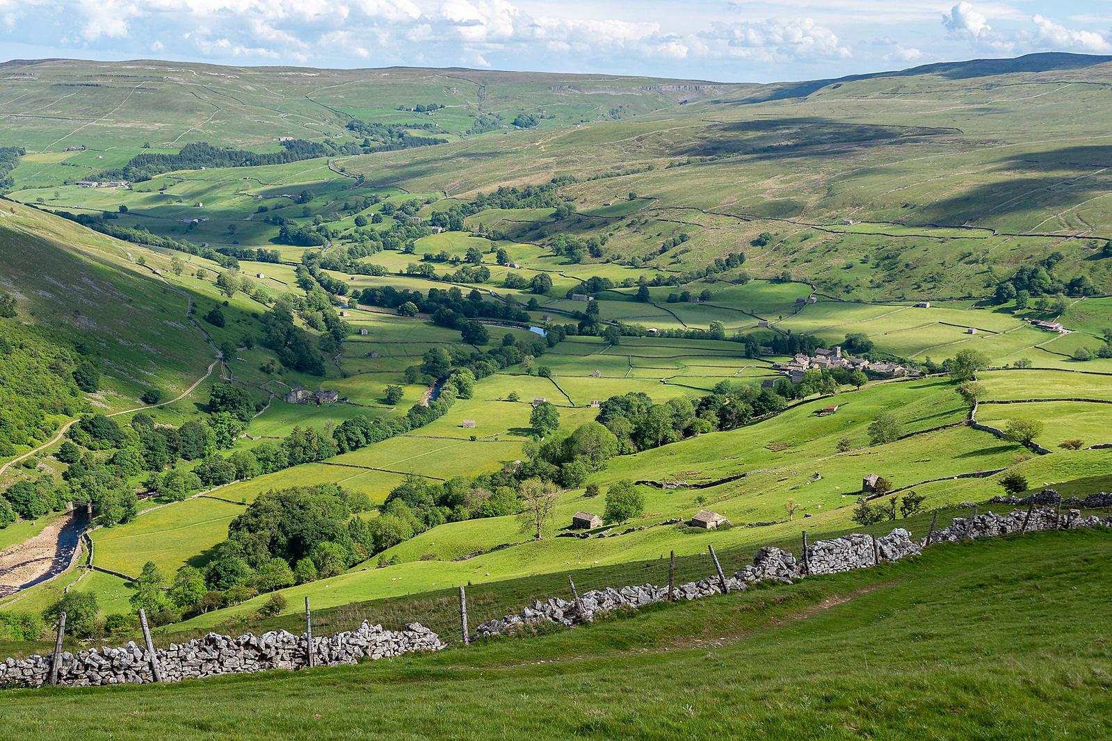 Beautiful Swaledale, Yorkshire Dales by Bob Radlinski.jpg