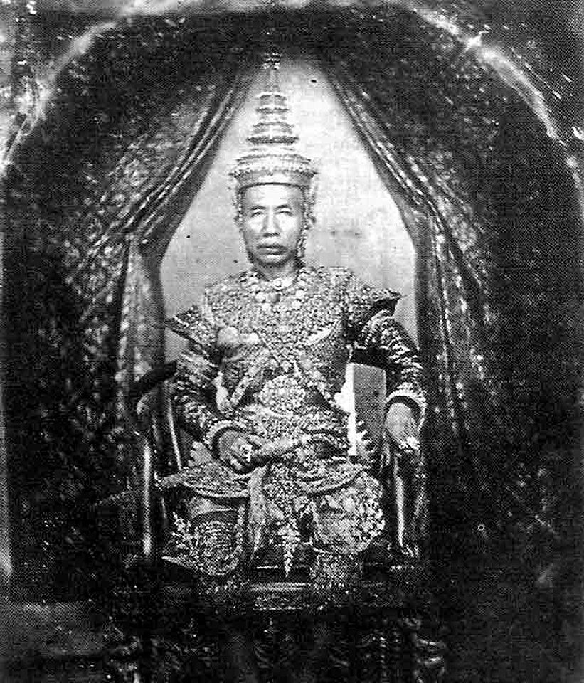 1865 The grand old patriarch, HM King Mongkut.jpg