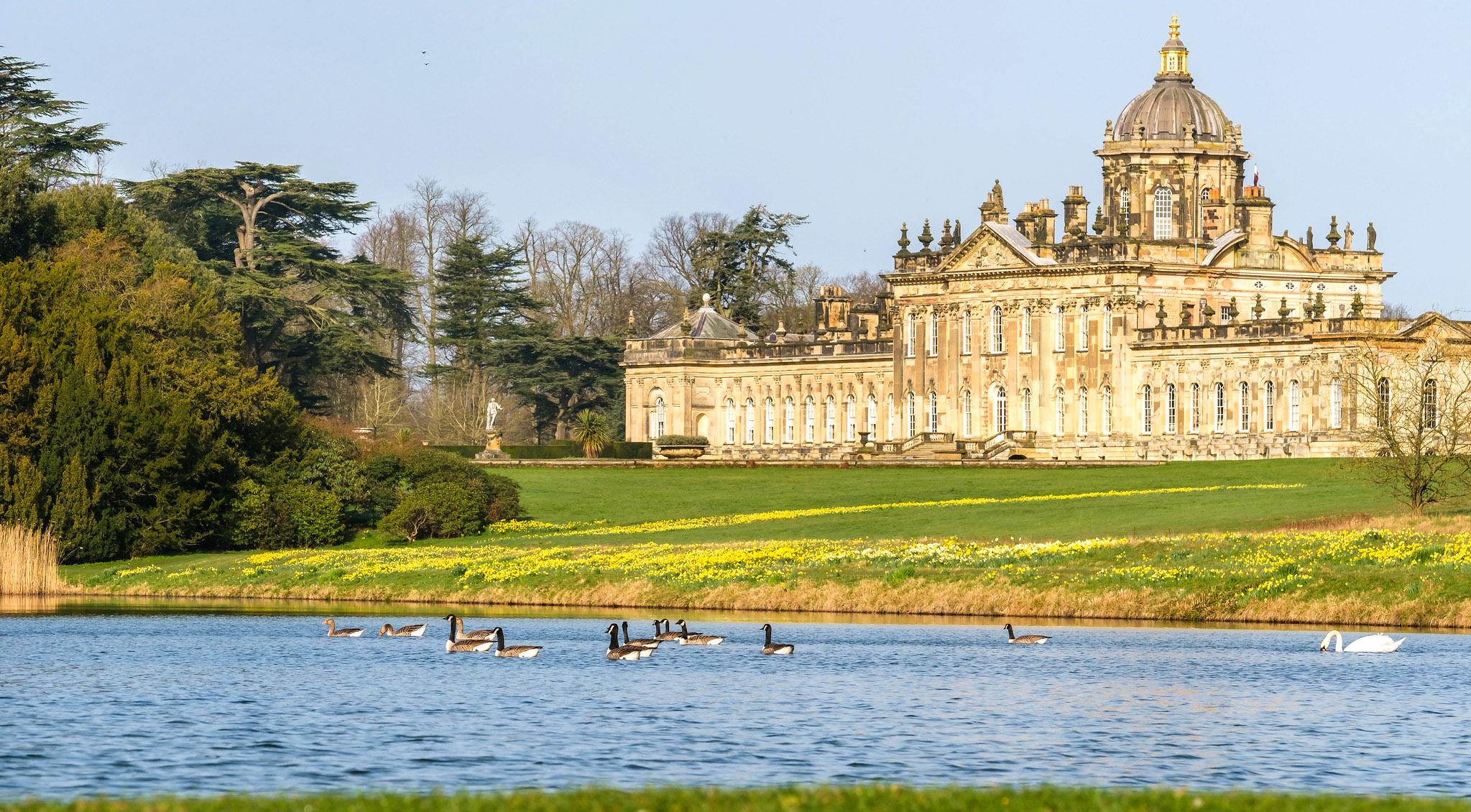 Spring walk around Castle Howard by Allan Harris.jpg