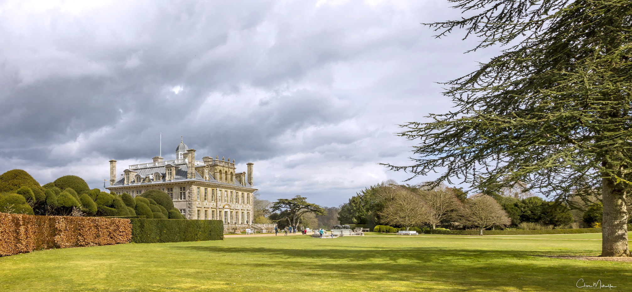 The Kingston Lacey Estate, Pamphill, Dorset by Clive Metcalfe.jpg