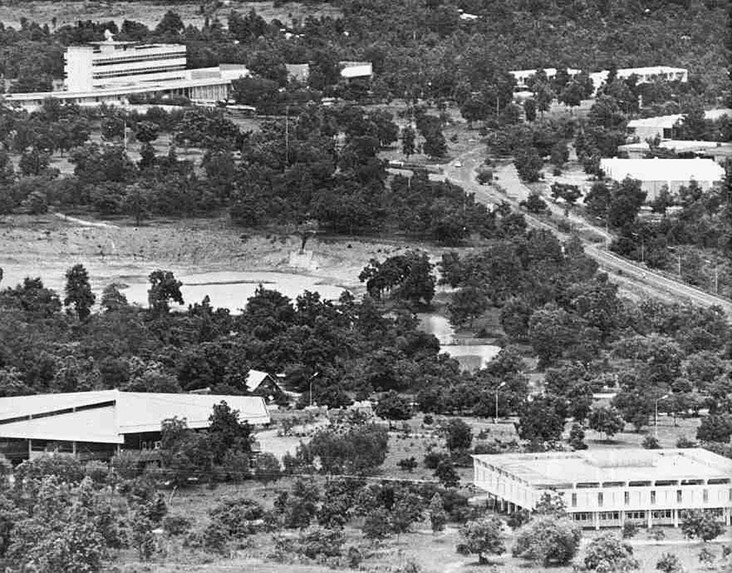 1964 Khon Kaen University campus.jpg