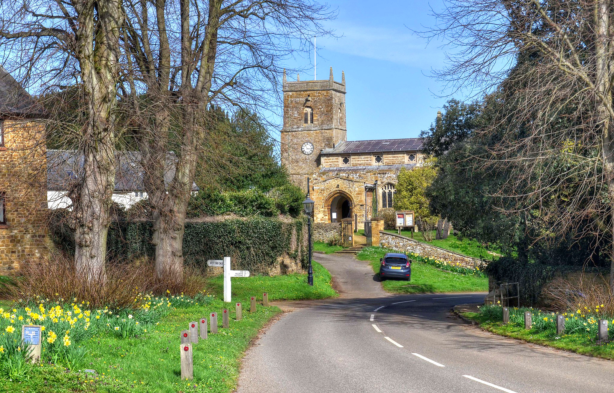 Scaldwell, Northamptonshire by Baz Richardson.jpg
