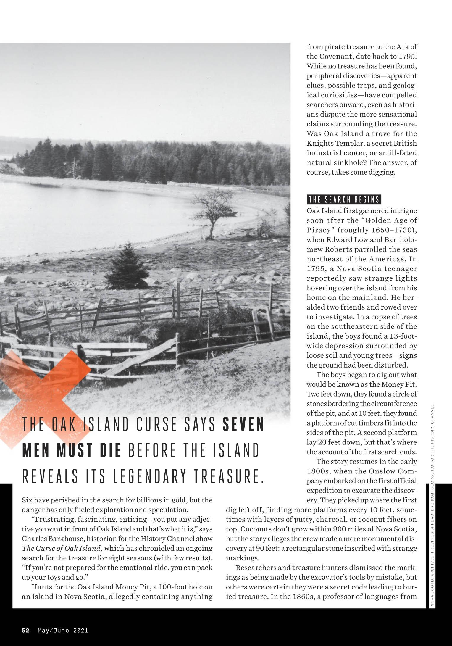 Popular Mechanics 2021-05-06 Oak Island 02.jpg