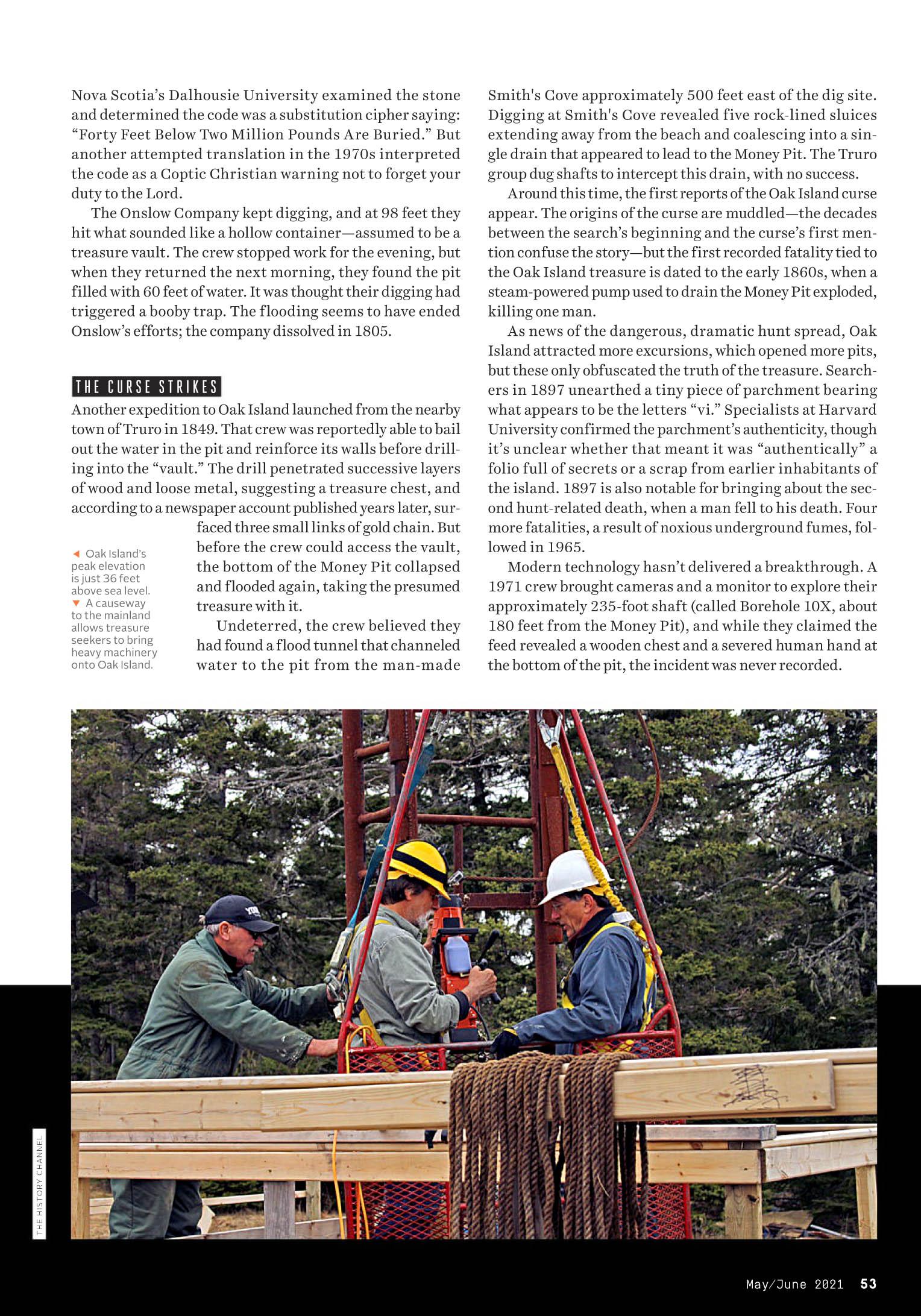 Popular Mechanics 2021-05-06 Oak Island 03.jpg