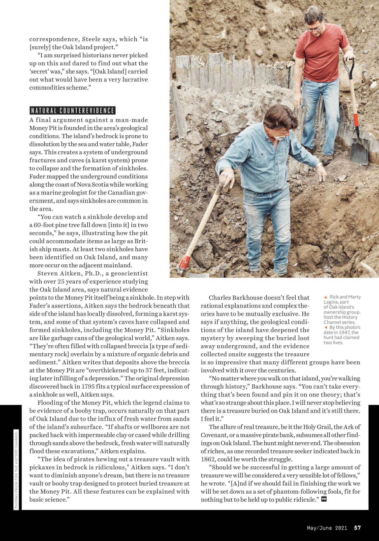 Popular Mechanics 2021-05-06 Oak Island 07.jpg
