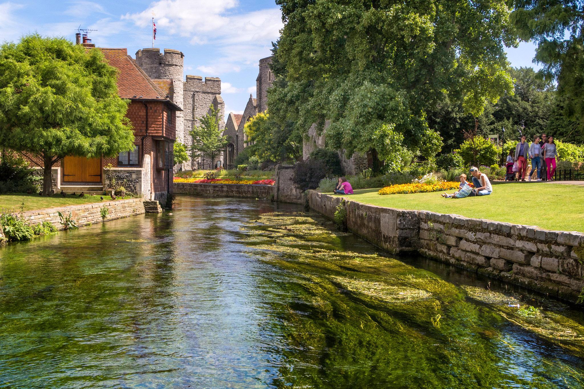 Parklife, Westgate Gardens, Canterbury by Bill Learmonth.jpg