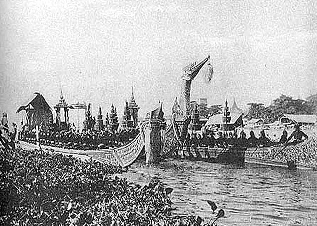 1900 Royal Procession Kathin Ceremony.jpg